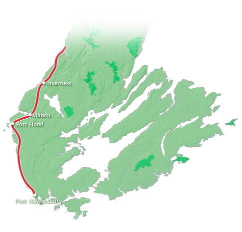 about_ceilidh_trail_map